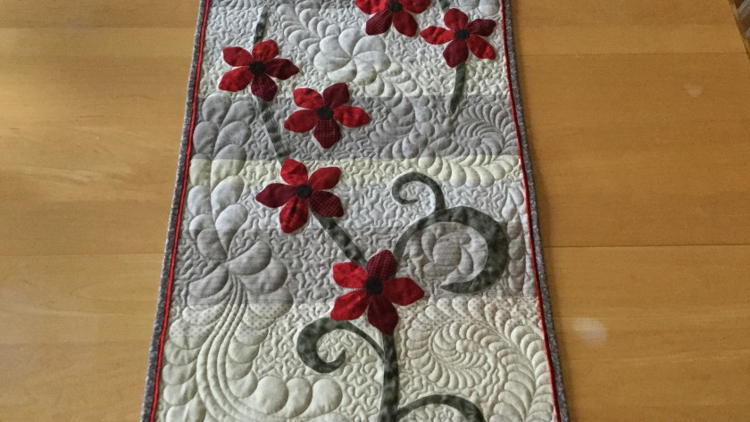 Flourish Table Runner
